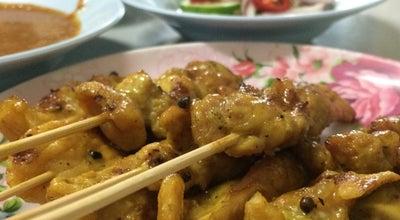 Photo of Food หมูสะเต๊ะเลิศรส (น้องพร) at สุขุมวิท 38, Bangkok, Thailand