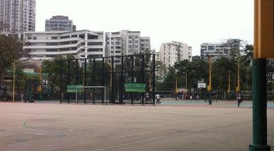 Photo of Park Fa Hui Park at Boundary St, Mong Kok, Hong Kong
