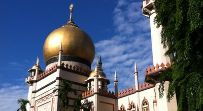 Photo of Monument / Landmark Sultan Mosque at 3 Muscat Street Masjid Sultan, Singapore 198833, Singapore