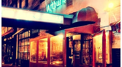 Photo of Tourist Attraction Arthur's Tavern at 57 Grove St, New York City, NY 10014, United States
