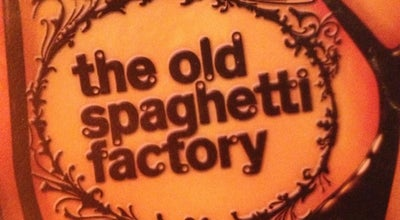 Photo of Italian Restaurant The Old Spaghetti Factory at 1215 18th St, Denver, CO 80202, United States
