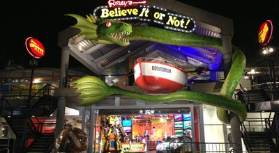 Photo of Tourist Attraction Ripley's Believe It or Not! Baltimore at 301 Light St, Baltimore, MD 21202, United States
