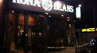 Photo of Coffee Shop 코나빈스 (Kona Beans) at 강남구 압구정로42길 13, 서울특별시 135-896, South Korea