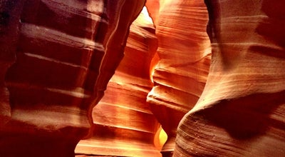 Photo of Park Antelope Canyon at 5975 Hwy 98, Page, AZ 86040, United States