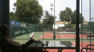 Photo of Tennis Court Levent Tenis Kulübü at Akasyalı Sk. No:3  4.levent, İstanbul, Turkey