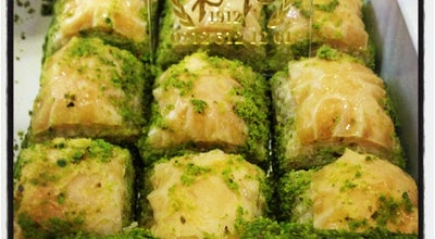 Photo of Dessert Shop Develi Baklava at Hasırcılar Cad. No:89 Eminönü, İstanbul, Turkey