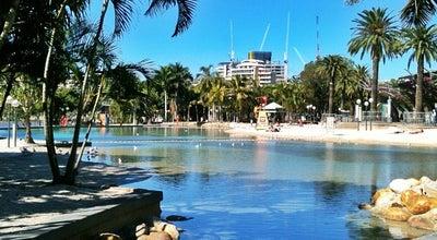 Photo of Beach Streets Beach at Clem Jones Promenade, South Brisbane, QL 4101, Australia