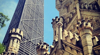 Photo of Historic Site Chicago Water Tower at 806 N Michigan Ave, Chicago, IL 60611, United States