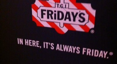 Photo of American Restaurant TGI Friday's - The Orleans Hotel & Casino at 4500 W Tropicana Ave, Las Vegas, NV 89103, United States