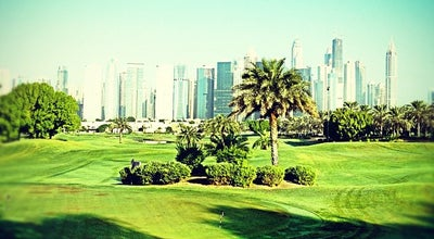 Photo of Golf Course The Montgomerie Golf Club at Emirates Hills, Dubai 99999, United Arab Emirates