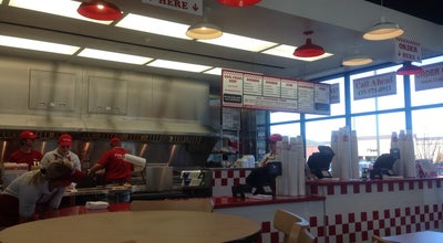 Photo of Burger Joint Five Guys Burgers & Fries at 1664 Uinta Way, Park City, UT 84098, United States