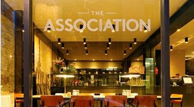 Photo of Coffee Shop The Association at 10-12 Creechurch Ln, City of London EC3A 5AY, United Kingdom