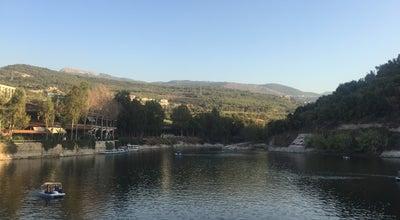 Photo of Lake Bnachii lake at Bnachii, Zgharta, Lebanon