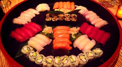 Photo of Japanese Restaurant Nobu Next Door at 105 Hudson St, New York, NY 10013, United States
