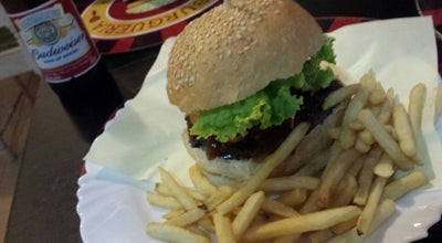 Photo of Burger Joint Hamburgueria Fine Burguer at Rua Rio De Janeiro, Lagoa da Prata, Brazil