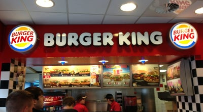 Photo of Fast Food Restaurant Burger King at Stationsplein 137, 's-Hertogenbosch 5211 BP, Netherlands