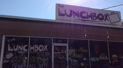 Photo of American Restaurant Jenny's Lunchbox at 295 N Magnolia Dr, Tallahassee, FL 32301, United States
