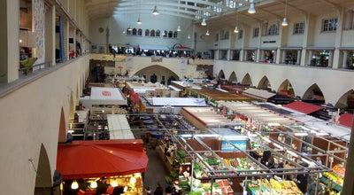 Photo of Tourist Attraction Markthalle at Dorotheenstr. 4, Stuttgart 70173, Germany