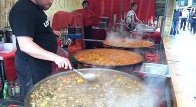 Photo of Street Food Gathering Southbank Centre Food Market at Southbank Centre Square, London SE1 8XX, United Kingdom