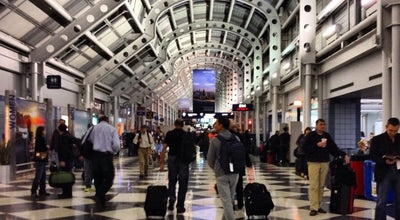 Photo of Airport Chicago O'Hare International Airport at 10000 W Ohare Ave, Chicago, IL 60666, United States