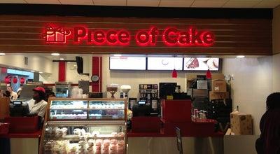 Photo of Bakery Piece of Cake at Concourse A, Atlanta, GA 30320, United States