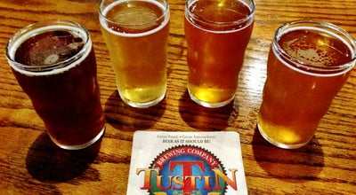 Photo of American Restaurant Tustin Brewing Comany at 13011 Newport Ave, Tustin, CA 92780, United States