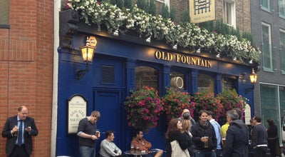Photo of Pub The Old Fountain at 3 Baldwin St, Hoxton EC1V 9NU, United Kingdom