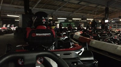 Photo of Tourist Attraction Teamsport Indoor Karting Docklands at 3 Herringham Road, London SE7 8NJ, United Kingdom