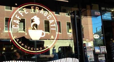 Photo of Cafe Caffe Frascati at 315 S 1st St, San Jose, CA 95113, United States