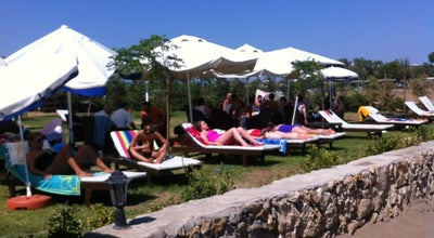 Photo of Beach Lazlo Beach at Lara Plajları 10 No'lu Plaj İşletmesi Lara Muratpaşa, Antalya, Turkey