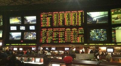 Photo of Casino Race & Sports SUPERBOOK at 3000 Paradise Rd, Las Vegas, NV 89109, United States