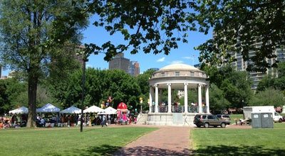 Photo of Scenic Lookout Boston Commons - The Gazebo at 139 Tremont St, Boston, MA 02116, United States