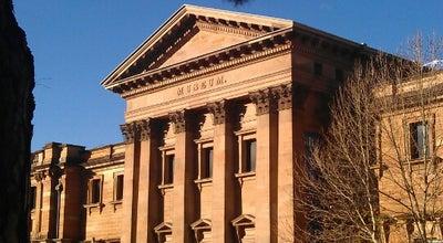 Photo of Museum Australian Museum at 6 College St., Sydney, NS 2010, Australia
