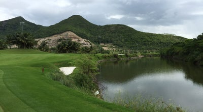 Photo of Golf Course Diamond Bay Golf Course at Vietnam