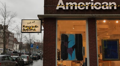 Photo of Clothing Store American Apparel at Westerstraat 59-61, Amsterdam 1015 LV, Netherlands