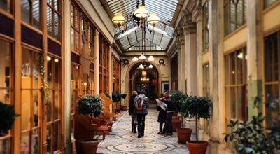 Photo of Historic Site Galerie Vivienne at Galerie Vivienne, Paris 75002, France