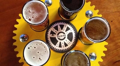 Photo of Brewery Crank Arm Brewing Company at 319 W Davie St, Raleigh, NC 27601, United States