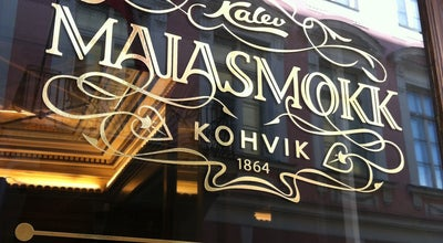 Photo of Cafe Maiasmokk at Pikk 16, Tallinn, Estonia