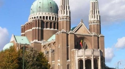 Photo of Tourist Attraction Basilica of the Sacred Heart at Basiliekvoorplein 1, Koekelberg 1083, Belgium