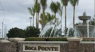 Photo of Lake Boca Pointe Lake at Boca Raton, FL 33433, United States