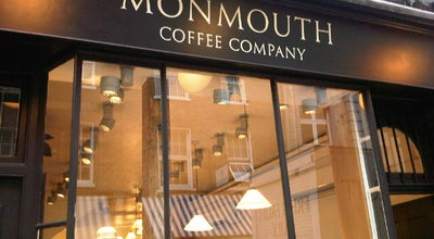 Photo of Cafe Monmouth Coffee Company at Covent Garden 27 Monmouth Street, London WC2H 9EU, United Kingdom