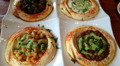 Photo of Middle Eastern Restaurant Hummus Kitchen at 1613 2nd Ave, New York, NY 10028, United States