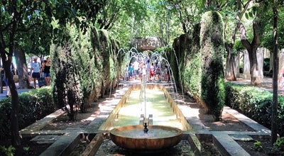 Photo of Park Jardines de S'Hort del Rei at Calle Palau Reial, Palma de Mallorca, Spain