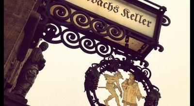 Photo of German Restaurant Auerbachs Keller Leipzig at Grimmaische Strasse 2-4, Leipzig 04109, Germany