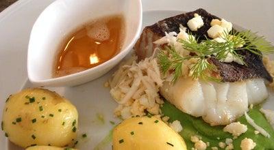 Photo of Seafood Restaurant Sjobaren i Haga at 25 Haga Nygata, Gothenburg 413 01, Sweden