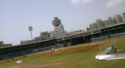 Photo of Hotel Cricket Club of India at J. N. Tata Pavillion, Brabourne Stadium, Mumbai (Bombay) 400020, India