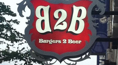 Photo of American Restaurant Burgers and Beer - B2B at 1938 Euclid Ave, Cleveland, OH 44115, United States