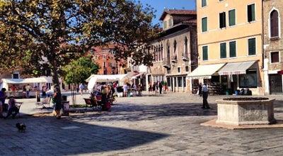 Photo of Monument / Landmark Campo Santa Margherita at Sestiere Di Dorso Duro, Venice 30123, Italy