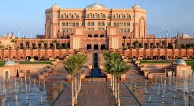 Photo of Hotel Emirates Palace Hotel فندق قصر الإمارات at Corniche Rd. West, Abu Dhabi 39999, United Arab Emirates