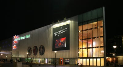 Photo of Tourist Attraction Heineken Music Hall at Arena Boulevard 590, Amsterdam 1101 DS, Netherlands